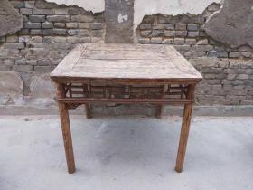 明清八仙桌老方桌
