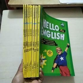 学而思英语《HELLO ENGLISH 》共11本合售