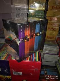 哈利波特英文版 全套7册+1 本8  共八本