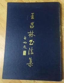 C404王昌林书法集