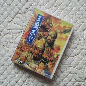 三国志 5 游戏光盘 游戏CD