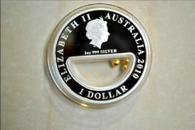 2010年 澳大利亚 澳洲宝藏