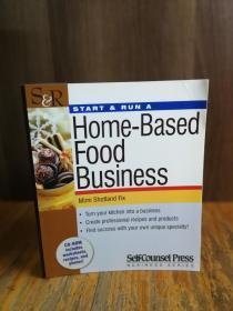 Start & Run a Home-Based Food Business (有光盘)