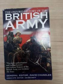 现货 The Oxford History of the British Army