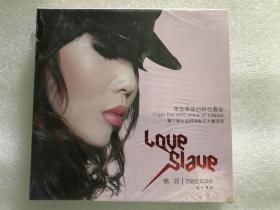蒙古族歌手苏勒亚其其格演唱专辑--情奴CD