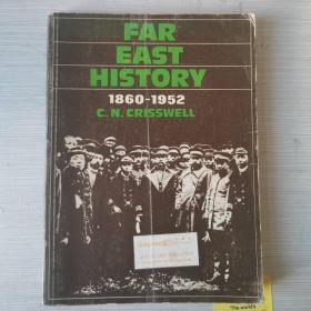 Far east history 1860-1952