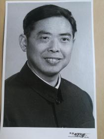 中国社会科学院文学研究所著名学者作家沈太慧照片一张