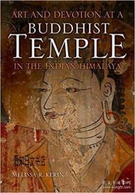 【包邮】Art and Devotion at a Buddhist Temple in the Indian Himalaya 2015年出版