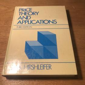 英文原版:《Price Theory and Application》 价格理论及其应用 作者:Jack Hirshleifer