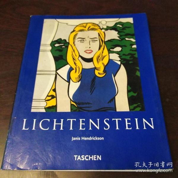 Lichtenstein(英文原版)