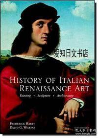 【包邮】 History Of Italian Renaissance Art 2010年出版