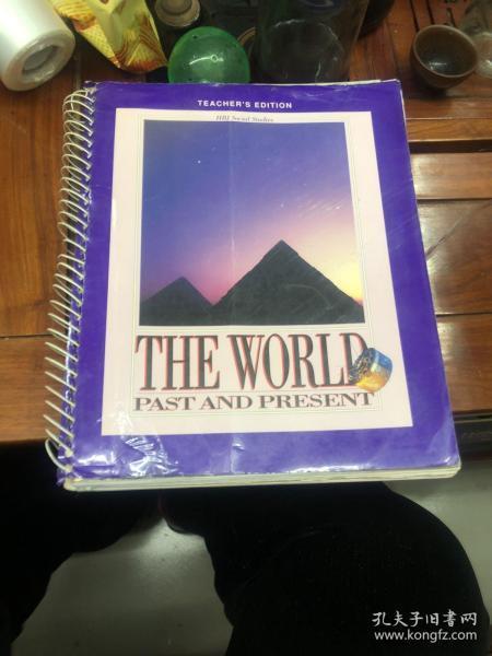 THE WORLD PAST AND PRESENT(世界的过去和现在)