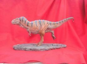 恐龙, 暴龙 1/20 模型 暴龙霸王龙棘背龙迅猛龙沧龙l恐龙gk1