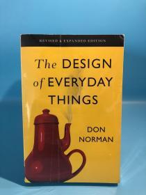 The Design of Everyday Things:Revised and Expanded Edition