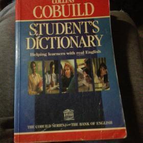 Collins COBUILD Students Dictionary (Collins Cobuild Dictionaries)