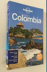 Lonely Planet: Colombia (Country Guide) 孤独星球:哥伦比亚(国家指南)