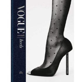 时尚单品:高跟鞋 英文原版 Vogue Essentials: Heels 时尚搭配 Gail Rolfe著