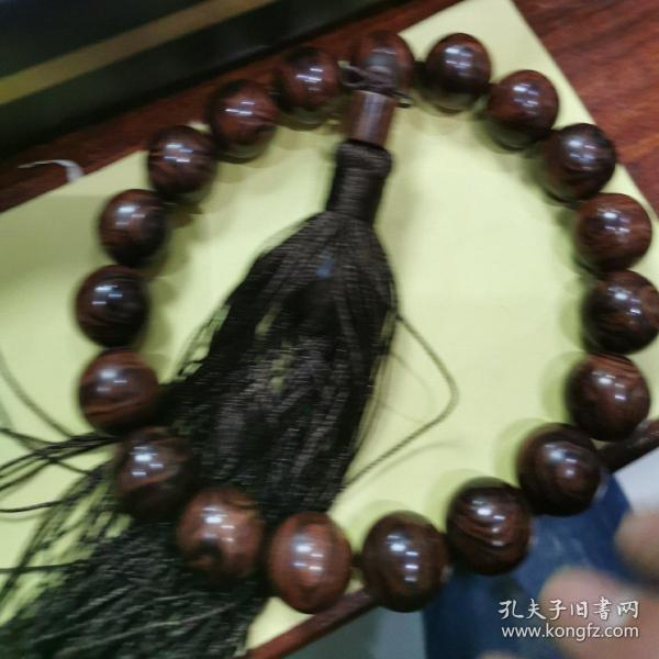 紫檀榴1.8念珠,漂亮自己看着办,亏本不议价