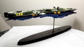 太空堡垒 天顶星人 旗舰 超时空要塞 超时空要塞 天顶星人旗舰12