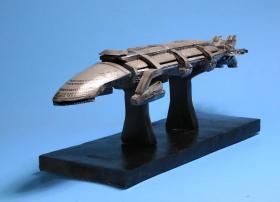 星河战队 雅典娜 飞船 模型 1/700 49厘米 发售