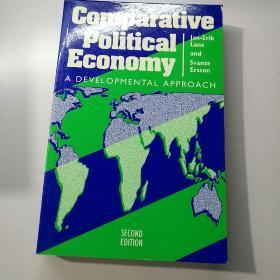 comparative political economy【比较政治经济学,英文原版】                         存56层