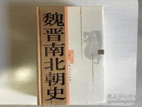 王仲荦魏晋南北朝史+北魏平城时代两本合售共105