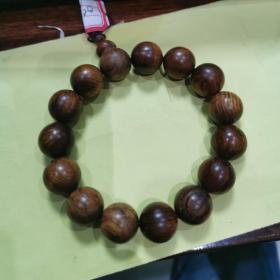 海南黄花梨1.5手串,亏本不议价