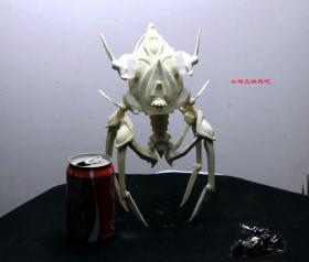 星际争霸2 巨像 模型 gk手办