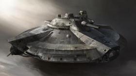 钢铁苍穹 飞船模型