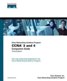 Cisco Networking Academy Program Ccna 3 And 4 Companion Guide, Third Edition
