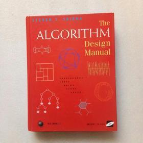 The Algorithm Design Manual(带光盘)英文原版、精装