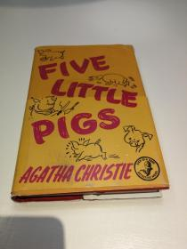 Five Little Pigs(阿加莎·克里斯蒂《五只小猪之歌》)