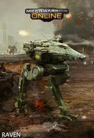 机甲战士 模型 即将完工 机甲战士OL 1234 手办 raven