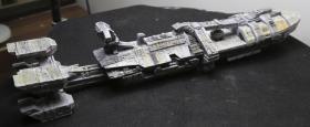 星河战队 飞船 模型 1/700 49厘米 罗杰杨号 手工版非打印