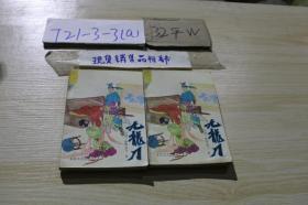 九龙刀(上下,)