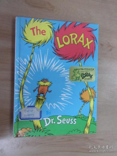 The Lorax[罗拉克斯]