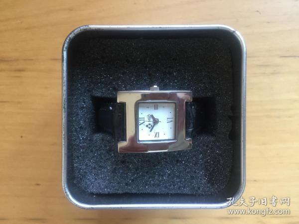 防水皮表带 长方形石英男女手表 女士腕表 女表手表  (企业定制)