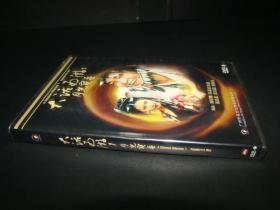 【光盘】 大话西游1月光宝盒  1张DVD  有划痕