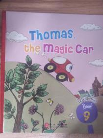 布朗儿童英语2.0. Level Two Book 9 Thomas the magic car