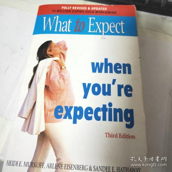 What to Expect When You're Expecting  孕期完全指导
