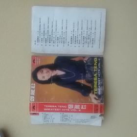 邓丽君宝丽金版磁带
