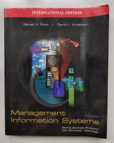 保证正版 Management Information Systems: Solving Business Problems with Information Technology(2ed edition)含光盘
