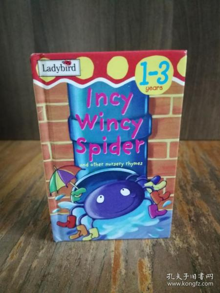 Toddler Rhyme Time Incy Wincy