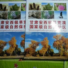 甘肃安西极荒漠国家级自然保护区