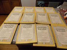【包顺丰】National Geographic,中文名:《国家地理》,原名:《国家地理杂志》,1929年共12期,珍贵地理、历史参考资料!此12本杂志重约5.5公斤,单独从美国用 USPS Priority Mail (走航空、可查询和追踪)寄至国内,仅国际运费就需要80-100美元!