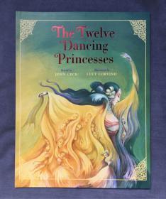 平装大开本The Twelve Dancing Princesses