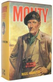 Monty. Three Volumes, complete: I) The Making of a General, 1887-1942; II) Master of the Battlefi...