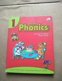 Nelson Phonics 1(附光盘1张)