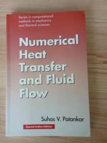 现货 Numerical Heat Transfer And Fluid Flow