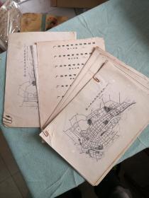 广州市城市规划方案图纸